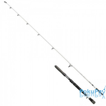 Удилище DAM MADCAT White Belly Cat 1.80m 50-125g