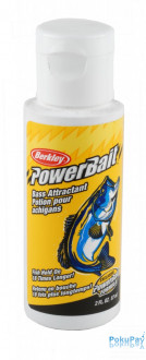 Berkley Powerbait Bass Attractant BABA2P 2oz Окунь beige (1011026)