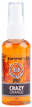 Спрей Brain F1 Crazy Orange (апельсин) 50ml