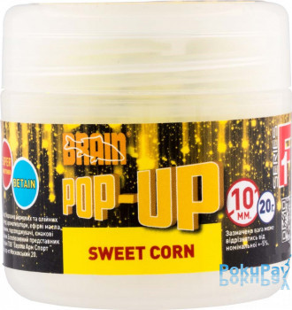 Brain Pop-Up F1 Sweet Corn (кукуруза) 10mm 20g (1858.02.12)